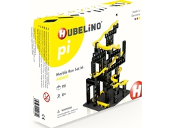 Hubelino Ball track pi Marble Run, Set M