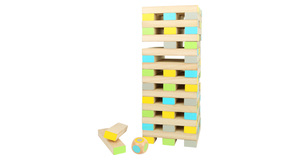 small foot Giant stacking tower